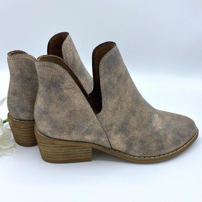 Enchanted Corky Bootie