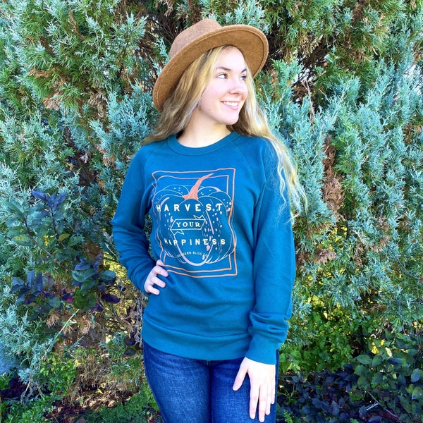 Harvest Your Happiness Long Sleeve Top