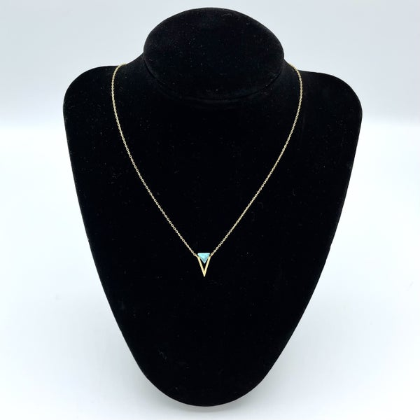 I Know The Way Necklace - 2 colors!