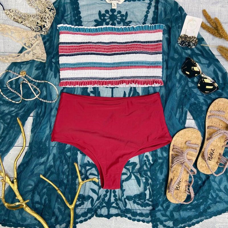 Festival Ready Bikini Set  (2 Pieces) *Final Sale*