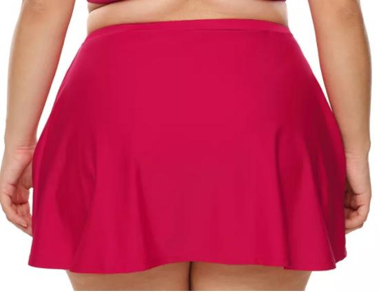Light My Fire Swimsuit Skirt Bottom *Final Sale*
