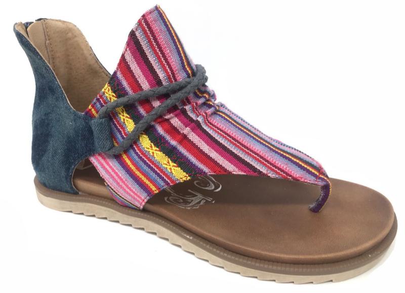 Stripe Days Very G Sandals