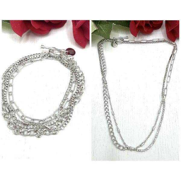 Chain, Chain, Chain, B.B Lila Wrap