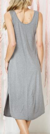Talk About Cozy Dress
