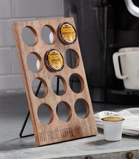 Coffee Pod Display