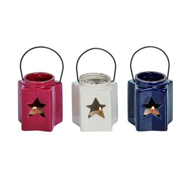 Sweetheart Candle Lanterns (3 piece set!)