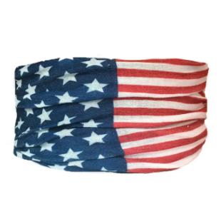 Headbands of Hope-American Tube Turban Headband