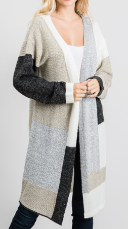 Simple Thoughts Cardigan