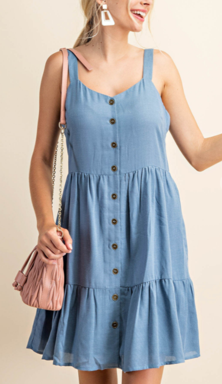 Little Miss Sunshine Kori Dress