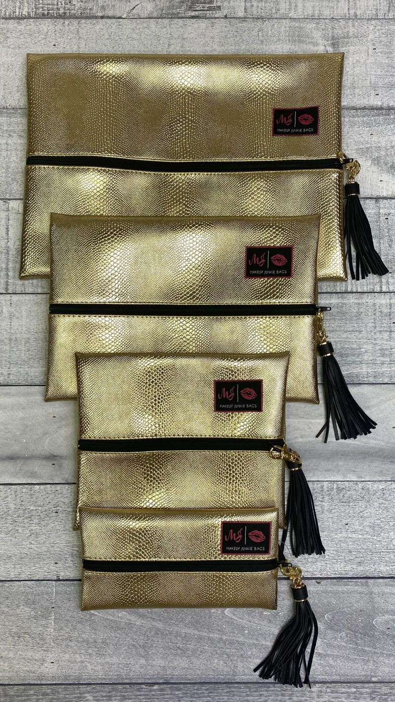 From Your Point of View Makeup Junkie Bags