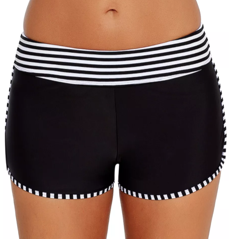 Spin the Truth Swim Shorts *Final Sale*