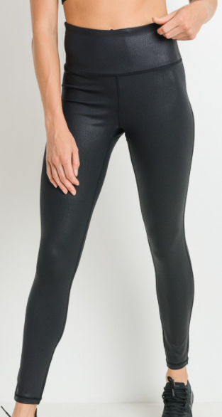 Slitherin' Into Leggings