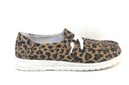 Leopard Afternoon Sneakers