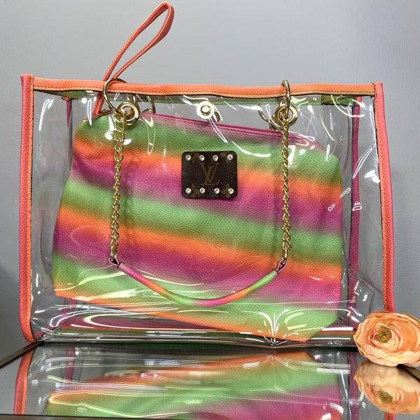 Up-Cycled Designer Fashionista Bag