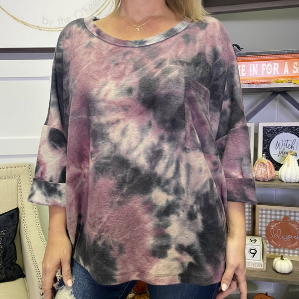 Spin You Around Honeyme Top