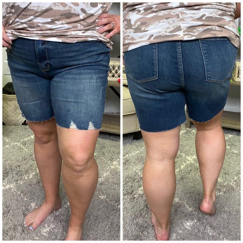 Everyday High Rise Judy Blue Shorts