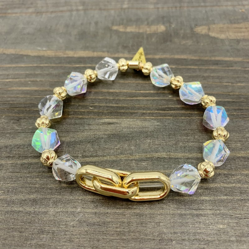 Glistening Goddess Erimish Bracelet - 2 options!