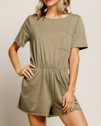 Crawl Around With Me Romper