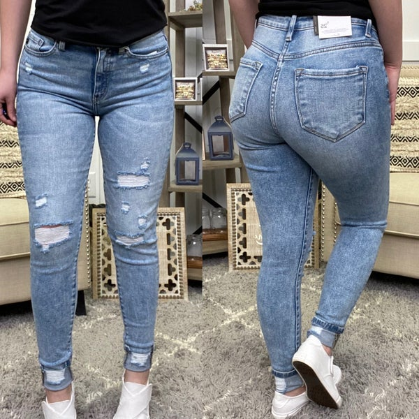 The Allie High Rise KanCan Jeans