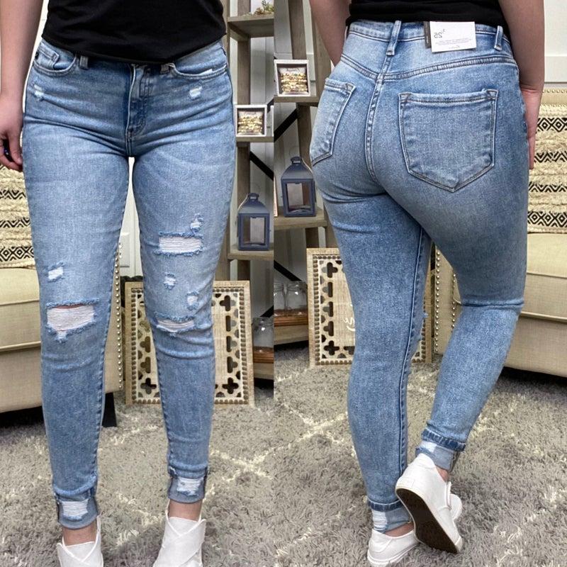 The Allie High Rise KanCan Jeans