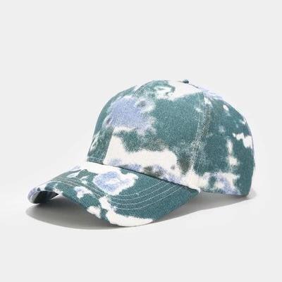 Metal Buckle Tie Dye Hat - 3 colors!