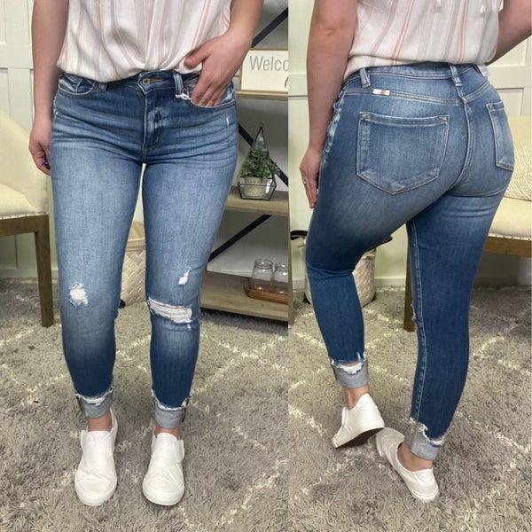 The Rachel High Rise KanCan Jeans