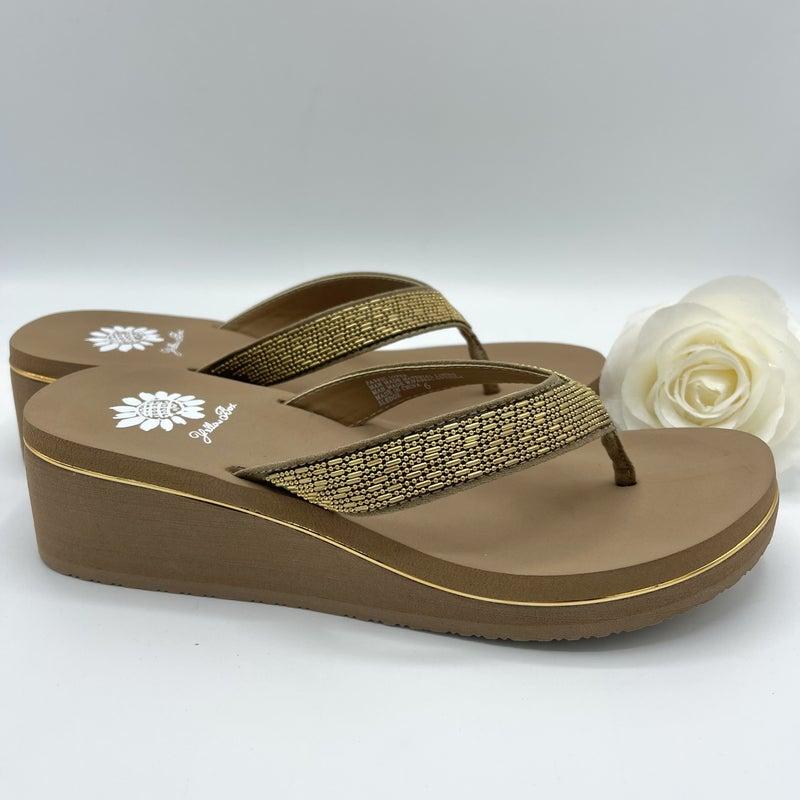 Small Town Girl Yellowbox Sandals