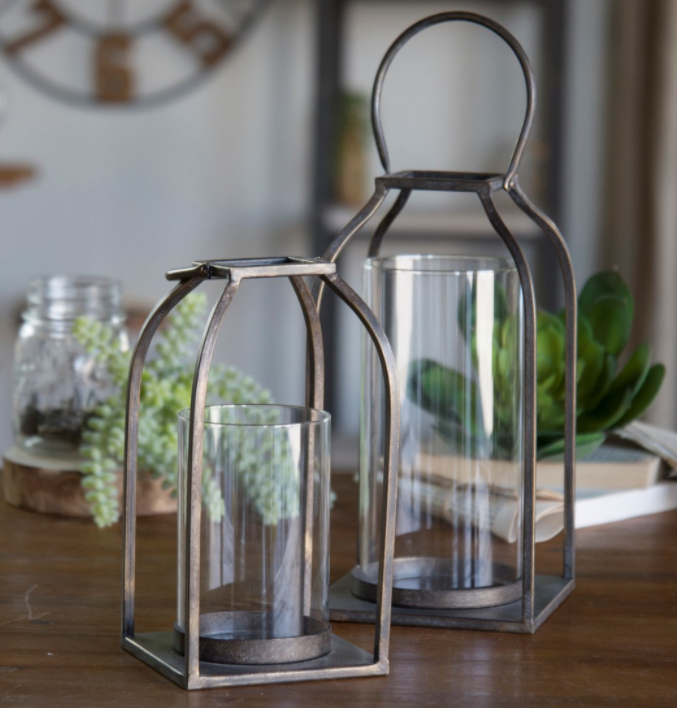 Nothing like Home lanterns - 2 Sizes!