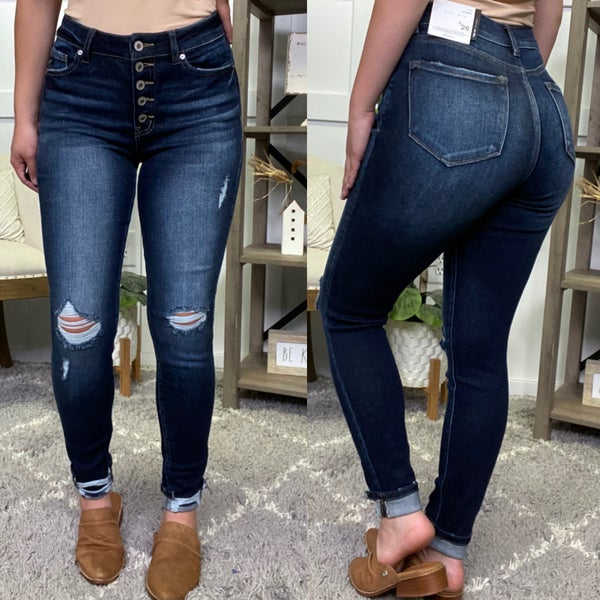 The Rory High Rise KanCan Jeans