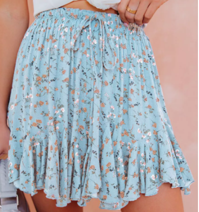 Now and Then Skort