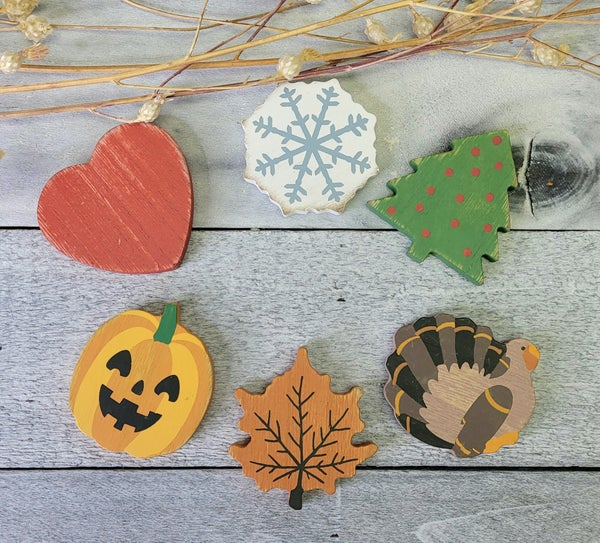 The Seasons are Changing Magnets