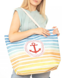 Anchor Down  Bag - 2 colors!