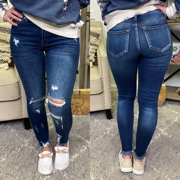 Marina High Rise KanCan Jeans