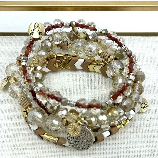 Be Glamorous with Erimish Bracelets