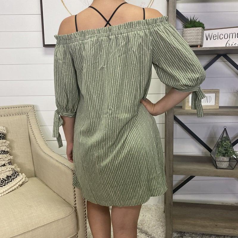 Let's Have A Picnic Dress