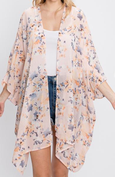 Summer Feel Kimono