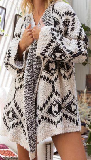 Wrap Me In POL Sweater