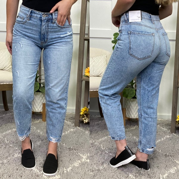 The Corey High Rise KanCan Jeans