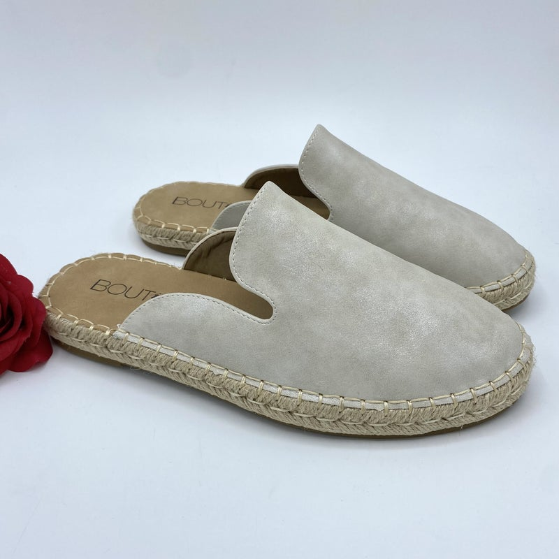 Feels Just Right Corky Slip on