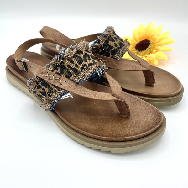 Treasured Through The Jungle Very G Sandals