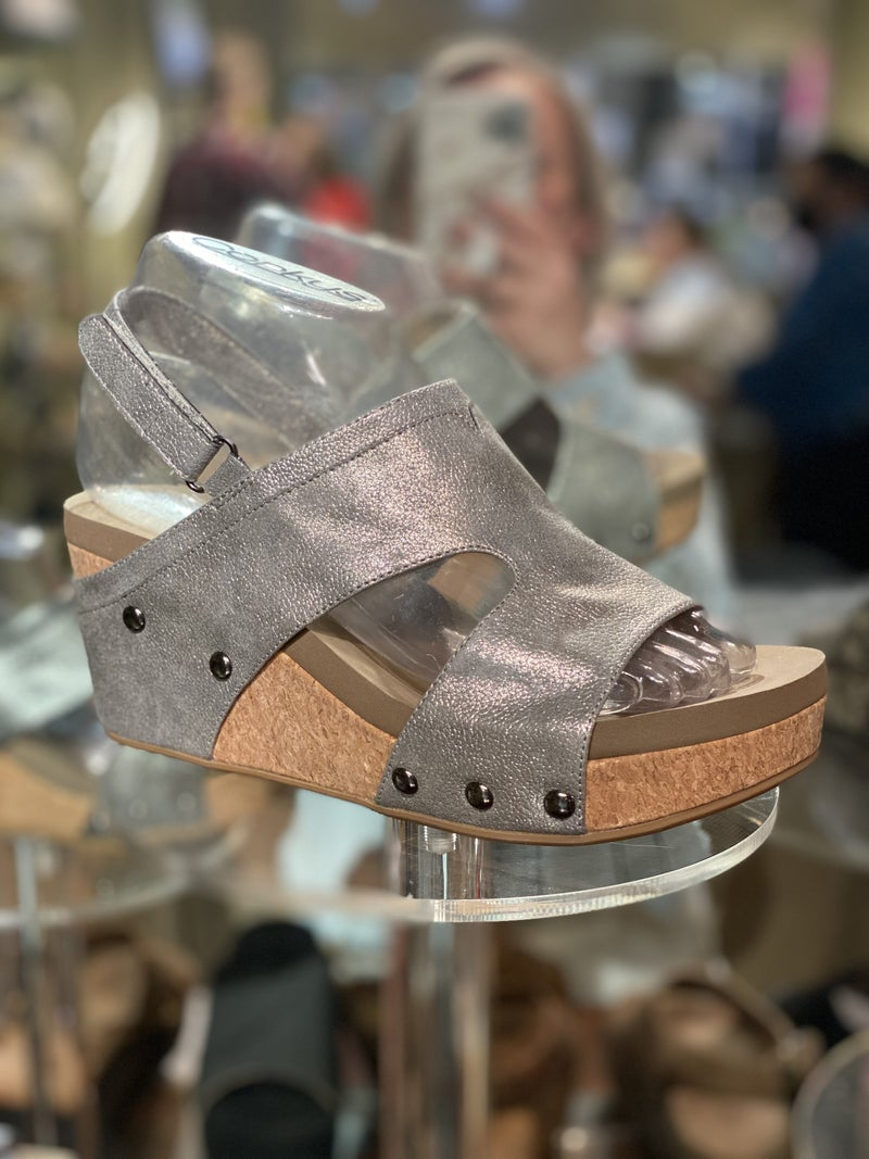 Stay Ready Corky Wedge - 2 colors!