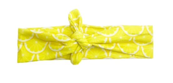 Fruity Days Knotted Headband - 2 options!