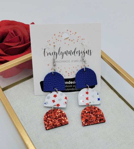 Lady Liberty Earrings