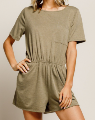 Do What We Want Romper