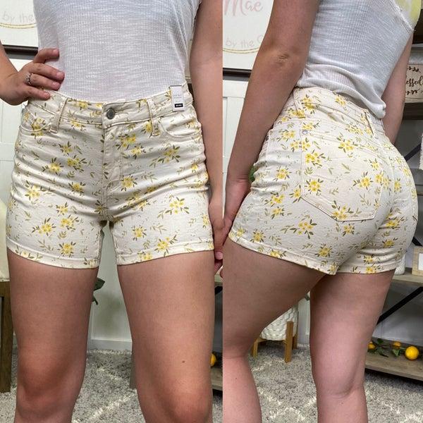 The Kimberley Judy Blue Shorts