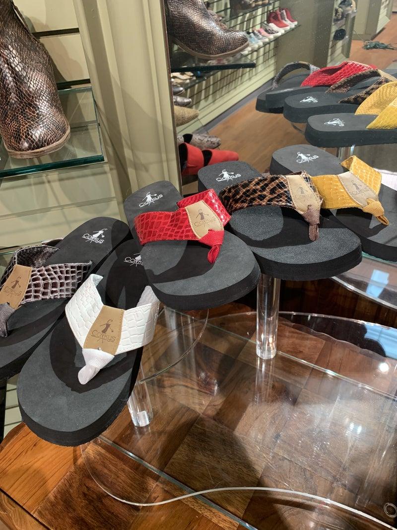 Peek Show Corky Sandals - 6 colors!