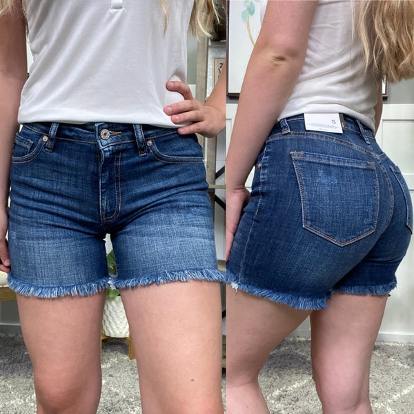 The Evelyn KanCan Shorts