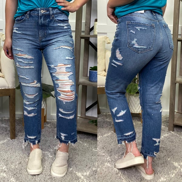 The Rein High Rise KanCan Jeans