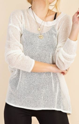 What I Want to See Kori Sweater