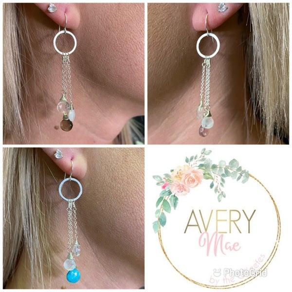 Sterling Elegance is Pure Earrings - 3 options!